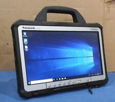 "*A* FASTER MK2 PANASONIC TOUGHBOOK CF-D1 13.3"" TABLET 4GB 500GB WIN 10 BLUETOOTH"