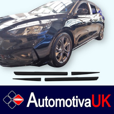 Ford Focus 5D Estate Mk4 Rubbing Strips Door Protectors Side Protection Moulding