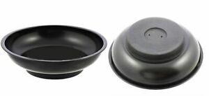 New Black Mini Magnetic Parts Tray 4inch With Non Marking Cover