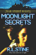 Moonlight Secrets (Fear Street), R.L. Stine, New Book