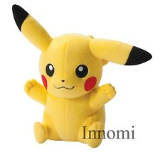 "Pikachu 6"" Pokemon Pocket Monster Plush Toy Soft Stuffed Doll High Quality"