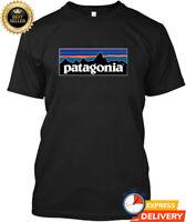 New Trend Patagonia Fishing Gear logo T shirt Gildan Size  S-2XL