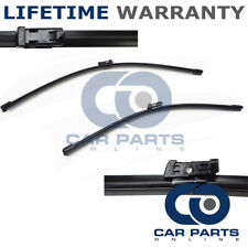 Direct Fit Windscreen Wiper Blades Front Fits A4 (B8) S4 (2008-2015)
