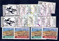 Kuwait 1976 Collections Incl Olympics VFU X7398