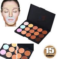 Pro 15 colours Concealer Palette Makeup Tool Cream Contour Contouring Foundation