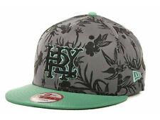 HURLEY New Era MAJOR LEAGUE Snapback Hat Grey Green OSFA ($30) 9FIFTY CAP Skate