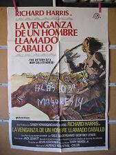 A2059    LA VENGANZA DE UN HOMBRE LLAMADO CABALLO - RICHARD HARRIS