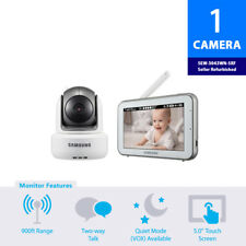 Sew-3043Wn-Srf -Samsung 5.0in Wireless Touch Screen Baby Monitor