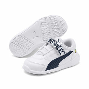 PUMA Infant Scuderia Ferrari Kart Cat III Shoes