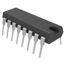 10pcs Cd4521be Cd4521 Cmos 24 Stage Frequency Divider High Voltage Type Dip 16
