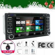 2 DIN CAR DVD CD Player GPS Stereo For TOYOTA  RAV4 HIACE PRADO Camry HILUX