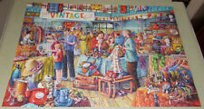 Tony Ryan - Nearly New - Gibsons 1000 Pce Jigsaw Puzzle - Completed & Complete