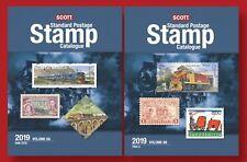 Scott Stamp Catalog 2019 Volume 6A & 6B - COUNTRIES SAN MARINO THRU Z