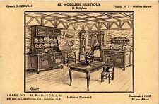 CPA  Le Mobilier Rustique -Intérieur Normand    (298084)