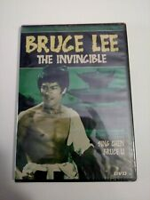 The Invincible (DVD, 2006) Bruce Lee & Sing Chen 1977 Film NEW & SEALED