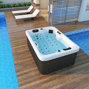 Outdoor Whirlpool Aussenwhirlpool Hot Tub Spa Pool Gartenpool LEVANZO 2020