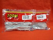 "ZOOM 6.5"" Trick Worm (20cnt) #006-415 Birthday Cake (2 PCKS)"