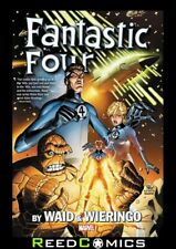 FANTASTIC FOUR BY WAID AND WIERINGO OMNIBUS HARDCOVER (896 Pages) New Hardback
