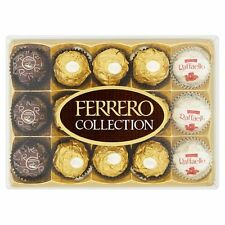 FERRERO ROCHER COLLECTION 15 PIECES CHOCOLATE BOX EASTER PRESENT GIFT 146344
