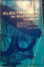 Electronics In Everyday Things by Vergara William C - Book - Paperback - Science