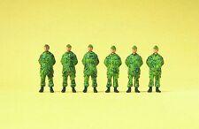Preiser 16842 1:87 military ; Soldaten stehend