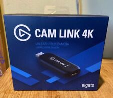 NEW Elgato Cam Link 4K HDMI Video Capture Device - FREE SHIPPING!
