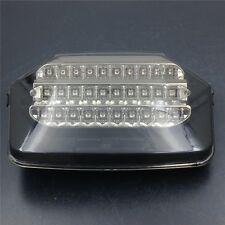 LED Tail Light Brake Turn Signals For 03-08 Honda CB1300 CB400 V-TEC SMOKE