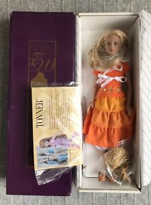 """Tonner Doll : Marley Wentworth 12-Inch Doll : Wearing """"A Day In the Sun"""""""