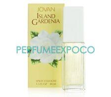 Jovan Island GARDENIA for Women 1.5oz-44ml COLOGNE SPRAY Vintage Classic (IA12