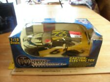 Motorworks Batman NASCAR Pfizer Radio Control car 2004 1:18 Justice League
