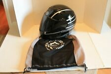 HARLEY DAVIDSON FULL FACE HELMET WITH FLIP UP SHIELD AIR VENTS SIZE SMALL NICE