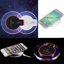 Qi cargador inalámbrico Pad de carga para iPhone XS/Max/XR/8/P.kn