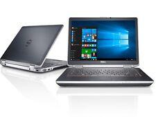 Dell Latitude E6420 Intel i7, 4GB RAM, 240GB SSD, Win 10 Pro