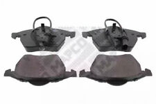 Brake Pad Set, disc brake MAPCO 6534