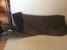 Barbour Dog Wax Jacket Coat Good Condition No Strap