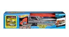 HOT WHEELS® - BLASTIN' RIG AUTOTRANSPORTER - Mattel CDJ19 - NEU