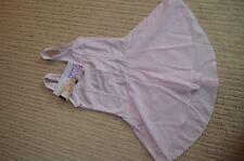 NWT Sansha Girls Flona EF-9518M Pink Skirted Ballet Leotard - Size C