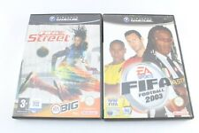 Nintendo Gamecube Fifa Street & Fifa Football 2003 Pal Game