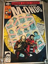 M-ONDO- Daniel Danger- X-Men- Days Of Futures Past- Mondo- Signed