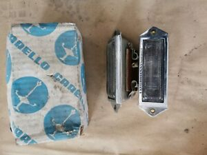 Lights Targa Lights Rear Towing Fiat 1100 103 Van