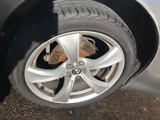 "Alfa Romeo 147 Q2 Sport 17"" 5 Spoke Set Of 4 Alloy Wheels & Tyres 156 GT"
