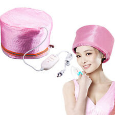 Heatcap Electric Hair Thermal Cap Wrap Steamer Hot Oil Hat Beauty Styling Care
