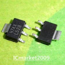 10 PCS LM3940IMP-3.3 SOT-223 LM3940 3.3V L52B 1A Low Dropout Regulator