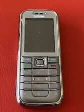 Nokia 6233 - Silver NOT TESTED! Mobile Phone