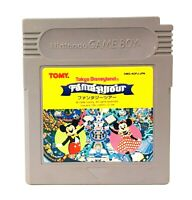 Tokyo Disneyland Nintendo GameBoy Game Boy GB Fantasy Tour Mickey Japanese Japan