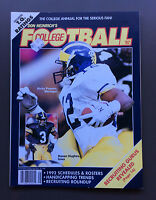 DON HEINRICH'S 1992 COLLEGE FOOTBALL PREVIEW Annual Magazine Guide VG+