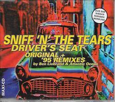 SNIFF 'N' THE TEARS - Driver's seat ('95 REMIXES) CDM 4TR Ben Liebrand RARE!!