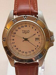 Trias 24 Hour Watch 40mm