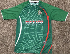 Mexico Soccer Jersey Drako Green One Size 21 in. W 30 in L