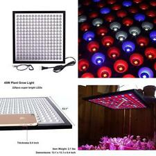 Niello LED Grow Light, 45W UFO 225 LEDs Indoor Plants Growing Lamp Bulb